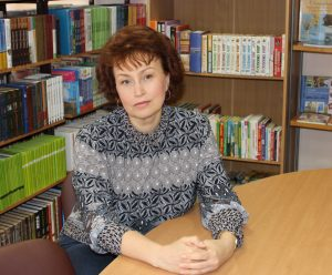 Дзиндзяловская Марина Владимировна - педагог - организатор