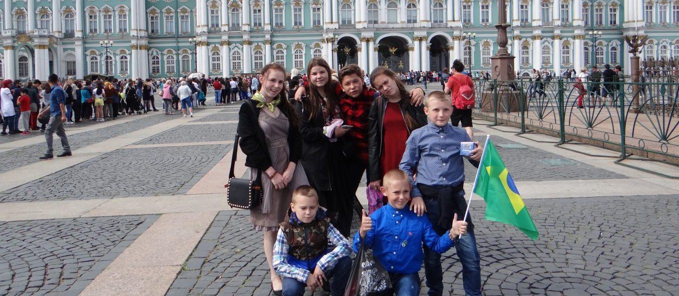 Санкт-Петербург. День пятый. Эрмитаж.