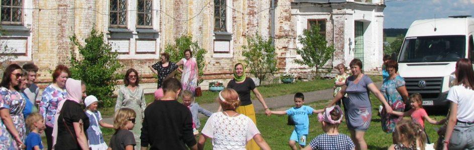 Экскурсионная поездка в село Парское
