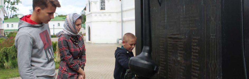 Ура! Каникулы! Псков. Спасо-Елеазаровский монастырь.