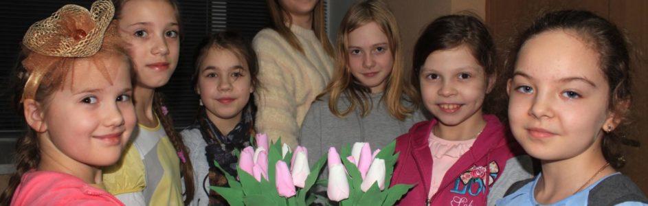 Ах, эти первые тюльпаны
