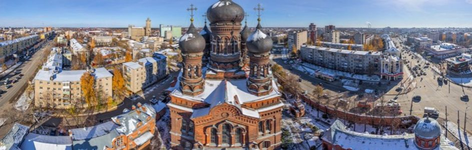 Мой город Иваново