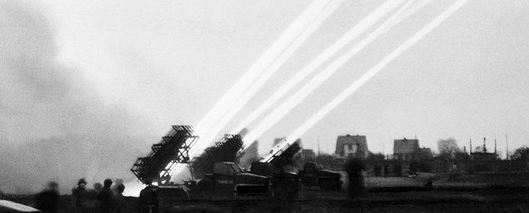 Хроника последних дней войны. Войска 1-го Украинского фронта заняли Бреслау