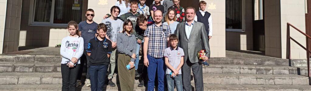 У нас в гостях депутат Ивановской городской Думы – Волков Игорь Евгеньевич
